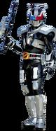 KRDO-G Den-O (With DenGasher Jitte Mode)