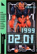 KRDO-Snail Imagin (Male) Rider Ticket