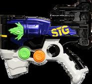 KREA-Gashacon Magnum (Handgun Mode)