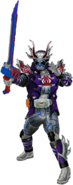 Kamen Rider Specter Deep in City Wars