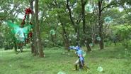 Dragon Hedgehog Peter Hiryu Dohatsuten Step 3