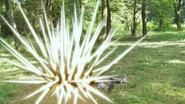 Dragon Hedgehog Peter Hiryu Dohatsuten Step 9