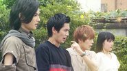 Zi-O Riders henshin in Next Time