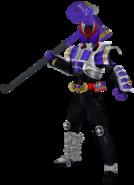 Kamen Rider Kiva Dogga in City Wars