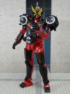 SODO Red Geiz Ghost Armor
