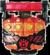KRBu-Cross-Z Magma Knuckle (Adapter)