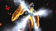 Kamen Rider Fourze Rocket States in Battride War Genesis
