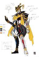 Gemini Zodiarts concept art