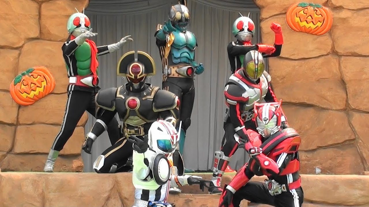 Kamen Rider Drive show (Episode 4)