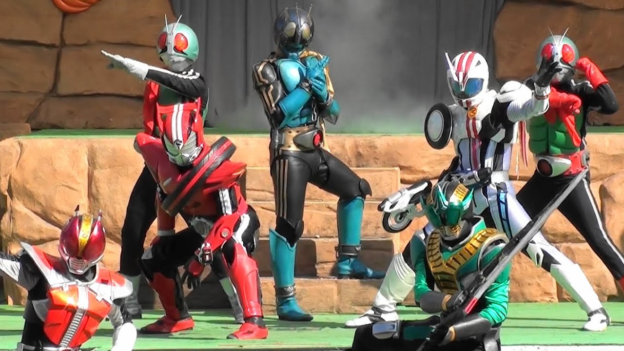Kamen Rider Drive show (Episode 3)