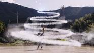 Rocket Steam Attack Ver 2 Step 2