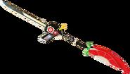 Bujin Gaim MS Naginata Mode