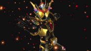Kamen Rider Ghost Grateful Damashii in Battride War Genesis