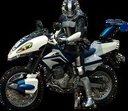 Den-O riding Denbird