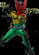 Kamen Rider OOO Super Tatoba in City Wars