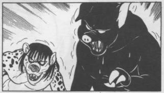 Unnamed Gorgom Mutants