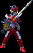 Kamen Rider Den-O Liner in City Wars
