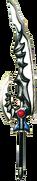 Gamedeus Muteki sword