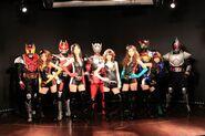 Kamen Rider Girls