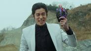 Kuroto Dan in Gorider