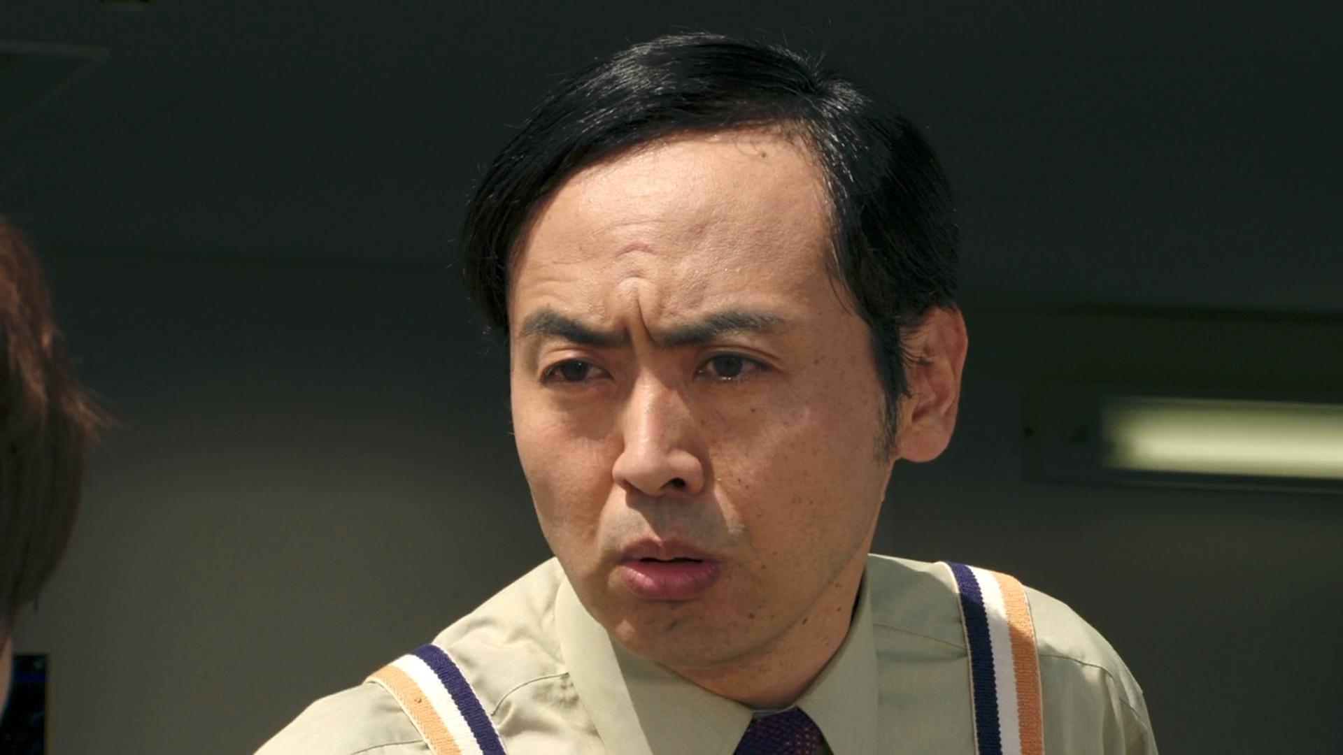 Chuta Ohsugi/Zi-O