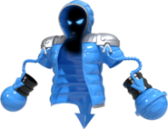 KRGh-Newton Ghost