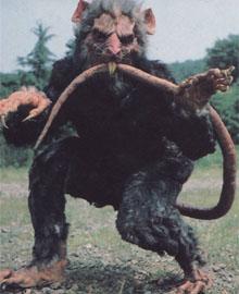 Rat Mutant