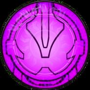 KRGh-Dark Necrom Pink Ghost Eyecon (Transformation Time)
