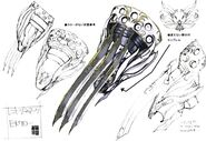 Leo Zodiarts' Claws concept art
