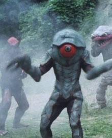 Fleeing Mutants