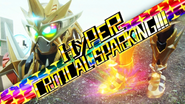 Hyper Critical Sparking (Kick) (Prelude)