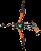 KRGh-Gan Gun Saber Arrow Mode