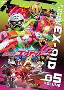 Kamen Rider Ex-Aid Vol 5