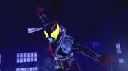 Kamen Rider Kiva intro in Battride War Genesis