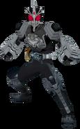 Kamen Rider OOO Sagohzo in City Wars