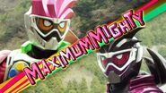 Maximum Mighty Critical Finish (Ex-Aid and Genm) (Prelude 1)