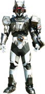 KR01-Invading Horseshoe Crab Raider