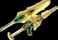 KRKu-Rising Pegasus Bowgun