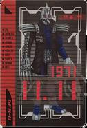 KRDO-New Mole Imagin Rider Ticket (40th)