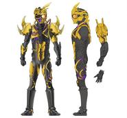 Super Mashin Chaser concept art