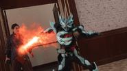 Crash Hissatsu Giri (Brave Dragon) Ver 2 Step 1