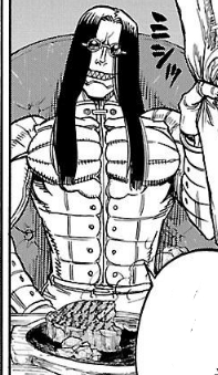 Me Badjisu Ba (2015 manga)
