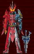 Dragon Eagle Arthur