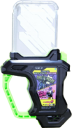 KREA-Kamen Rider Chronicle Gashat (2 songs ver.)