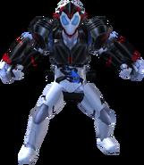 Kamen Rider Vulcan Punching Kong in City Wars
