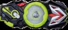 KR01-Hiden Zero-One Driver (Open)