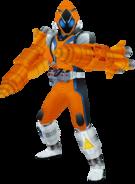 Kamen Rider Fourze Rocket States in City Wars