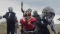 Kuuga fight in Heisei Generations Forever