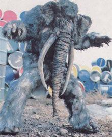 Mammoth Mutant