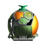 KRGa-Melon Energy Armor Part